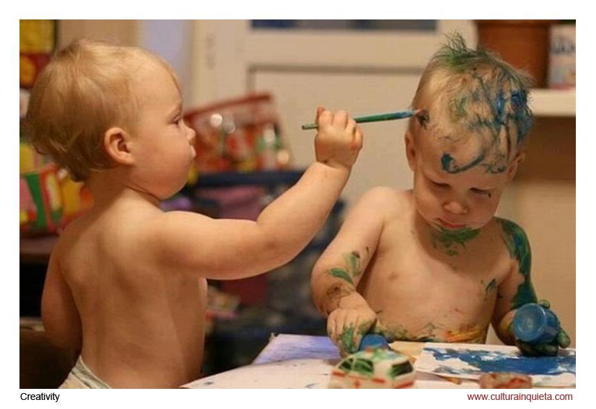 pintant al del costat